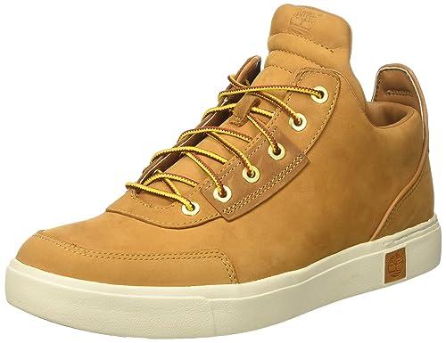 Timberland Amherst High Top Sensorflex, Botas para Hombre: Amazon.es: Zapatos y complementos