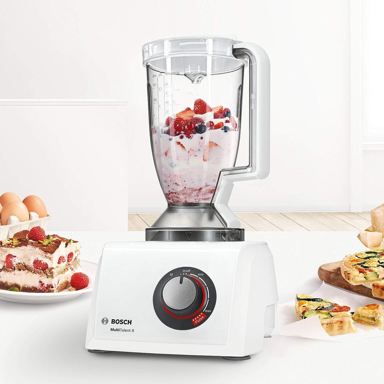 Bosch Hausgeräte MultiTalent 8 Robot de cocina compacto, 1000 W ...