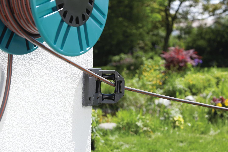 Amazon.com : Gardena 2650 164-Foot Wall Mount Removable Garden Hose ...