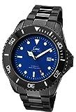 Limit - 5518.01 - Montre Homme - Quartz - Analogique - Bracelet Polyuréthane noir
