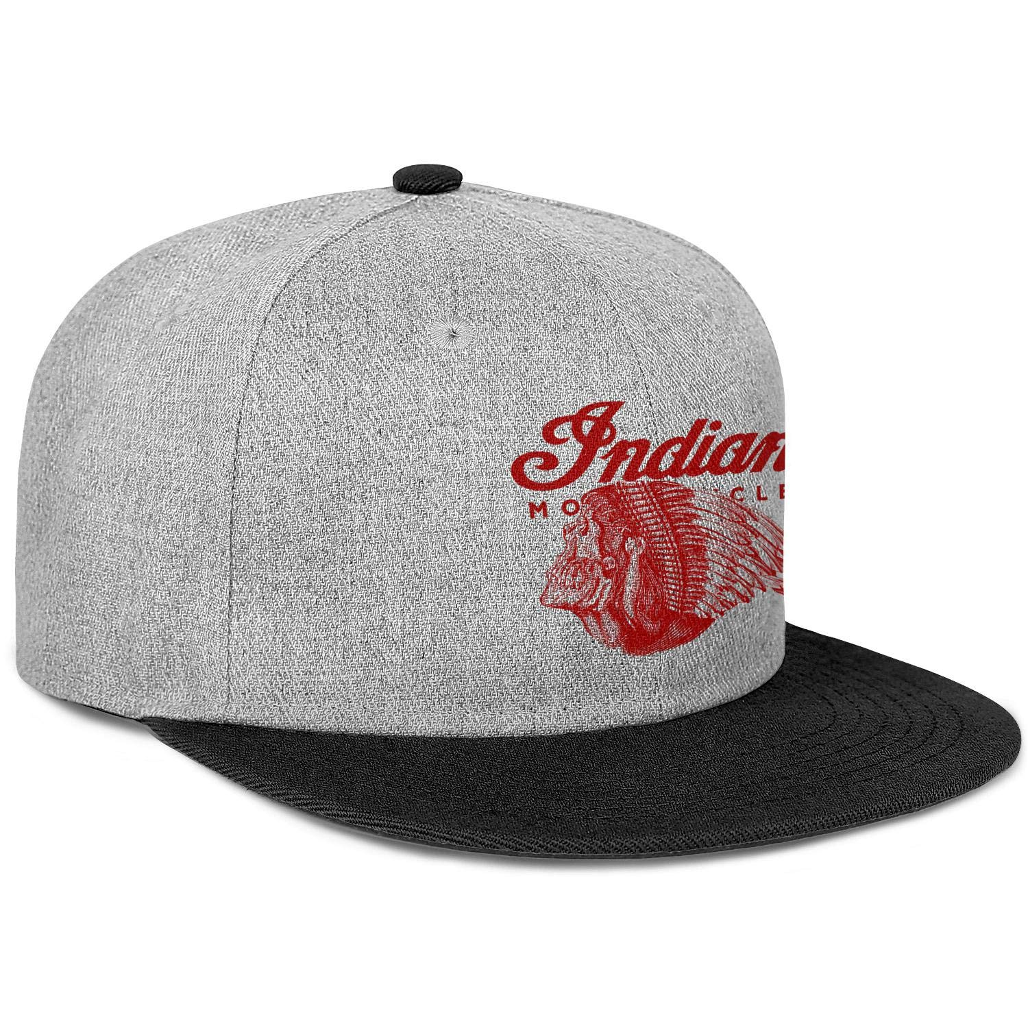 Baseball Cap Popular Hip Hop Caps Sport Hat Motion Snapback Hat Mens Trucker Hats sdfjkoinj Man Mens Indian-Motorcycles-logp