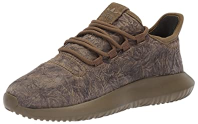 huge selection of ed7f9 fbfcf adidas Originals Boys Tubular Shadow OXIDISED J Running Shoe Trace Olive,  3.5 Medium US
