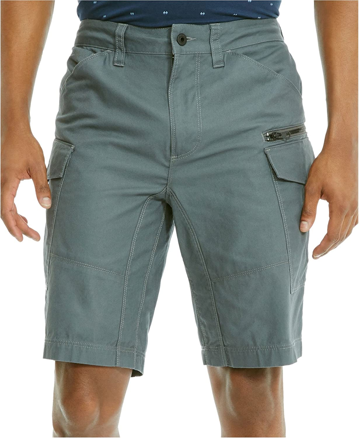 Kenneth Cole REACTION Mens Slanted Cargo Short