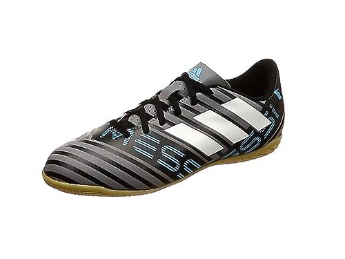chaussure de futsal adidas nemeziz gris enfant