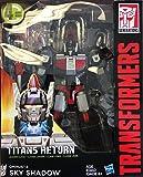 Transformers Hasbro Titans Return Sky Shadow & Ominus Leader Class