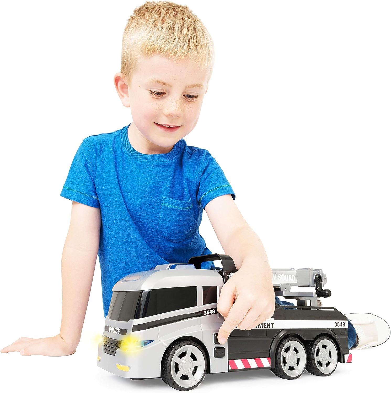 Teamsterz KIDS GIOCO LUCE E SUONI MUSICALI AUTO DELLA POLIZIA AMBULANZA x veicolo giocattolo
