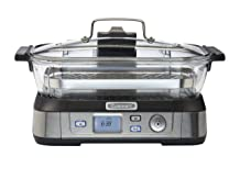 Cuisinart STM-1000E CookFresh  : le meilleur haut de gamme