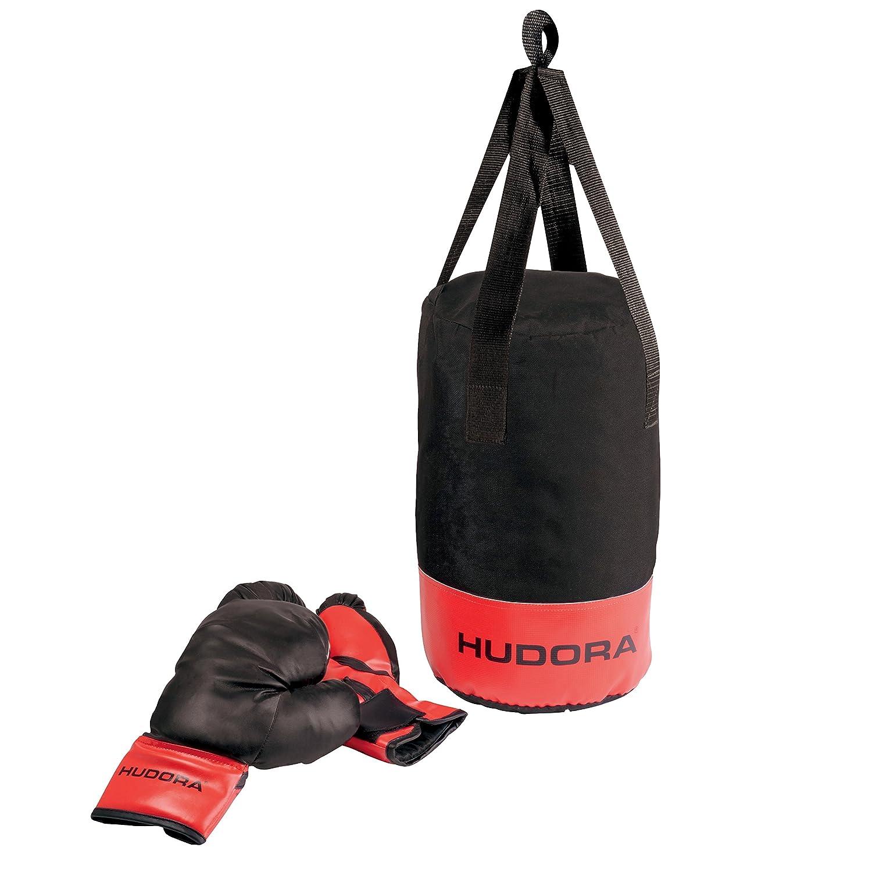 Hudora Punch - Juego de accesorios para boxeo (4 kg) 4 kg Hudora Punch Boxsackset 74206