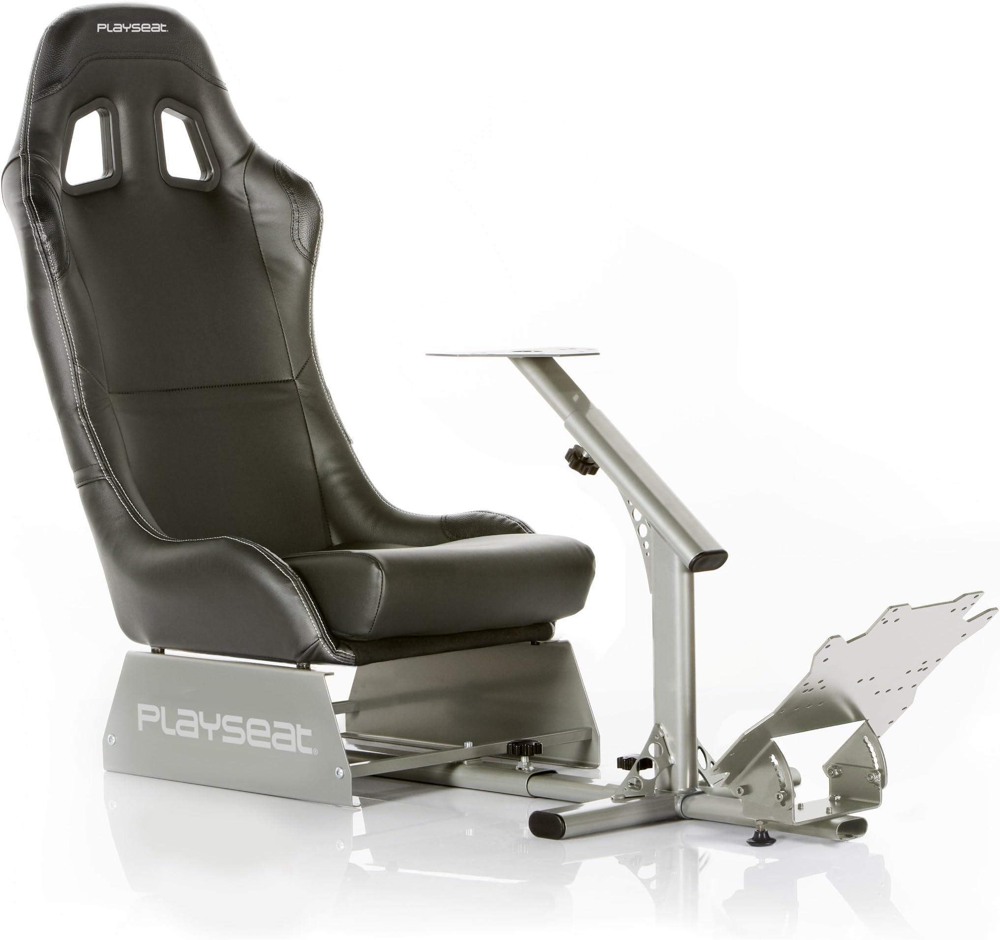 Amazon Playseat Evolution Black Gaming Seat Video Games