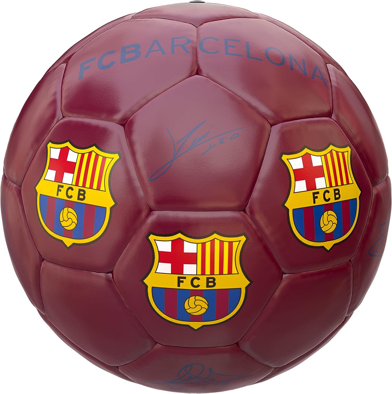 FCB Balon FC Barcelona Tercera Equipacion 17/18: Amazon.es ...