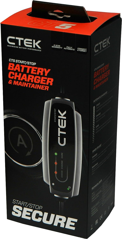 CTEK 40107/CT5/Start//Stop Chargeur de Batterie