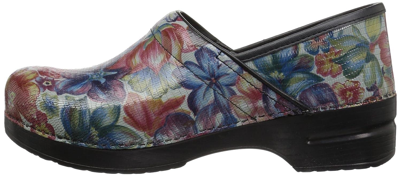 Dansko Women's Professional Clog US)|Exotic 36 M EU (5.5-6 US)|Exotic Clog Floral B072WB6B1X e80ad9