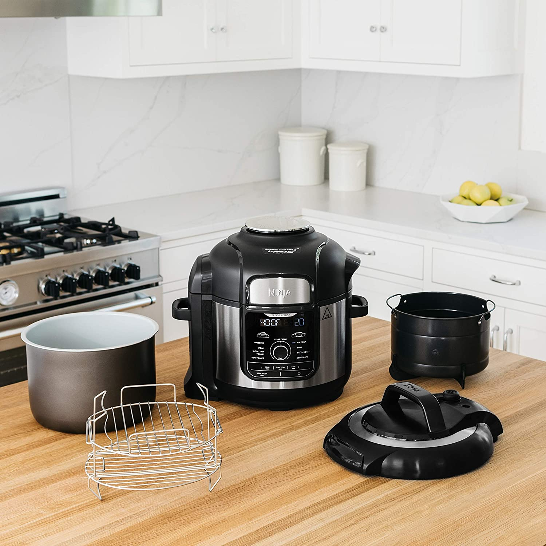Ninja Foodi 8 quart slow cooker programmable