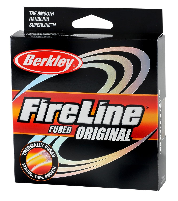 Amazon.com : Berkley Fireline Fused Crystal Superline : Sports ...