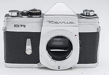 Revue Sr Cuerpo de la cámara SLR Body Cámara Réflex - Konica F ...