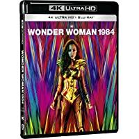 Wonder Woman 1984 4k UHD [Blu-ray]