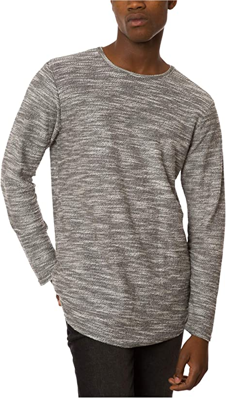 Jaywalker Mens Layered Oversized Sweatshirt