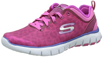 115765c056ad Skechers Womens Relaxed Fit Skech Flex Power Play Training Shoe