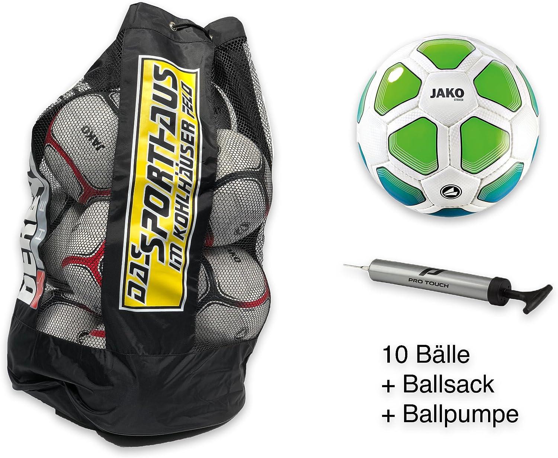 Sport Casa Fulda Jako Striker – Balón de entrenamiento 10 unidades ...