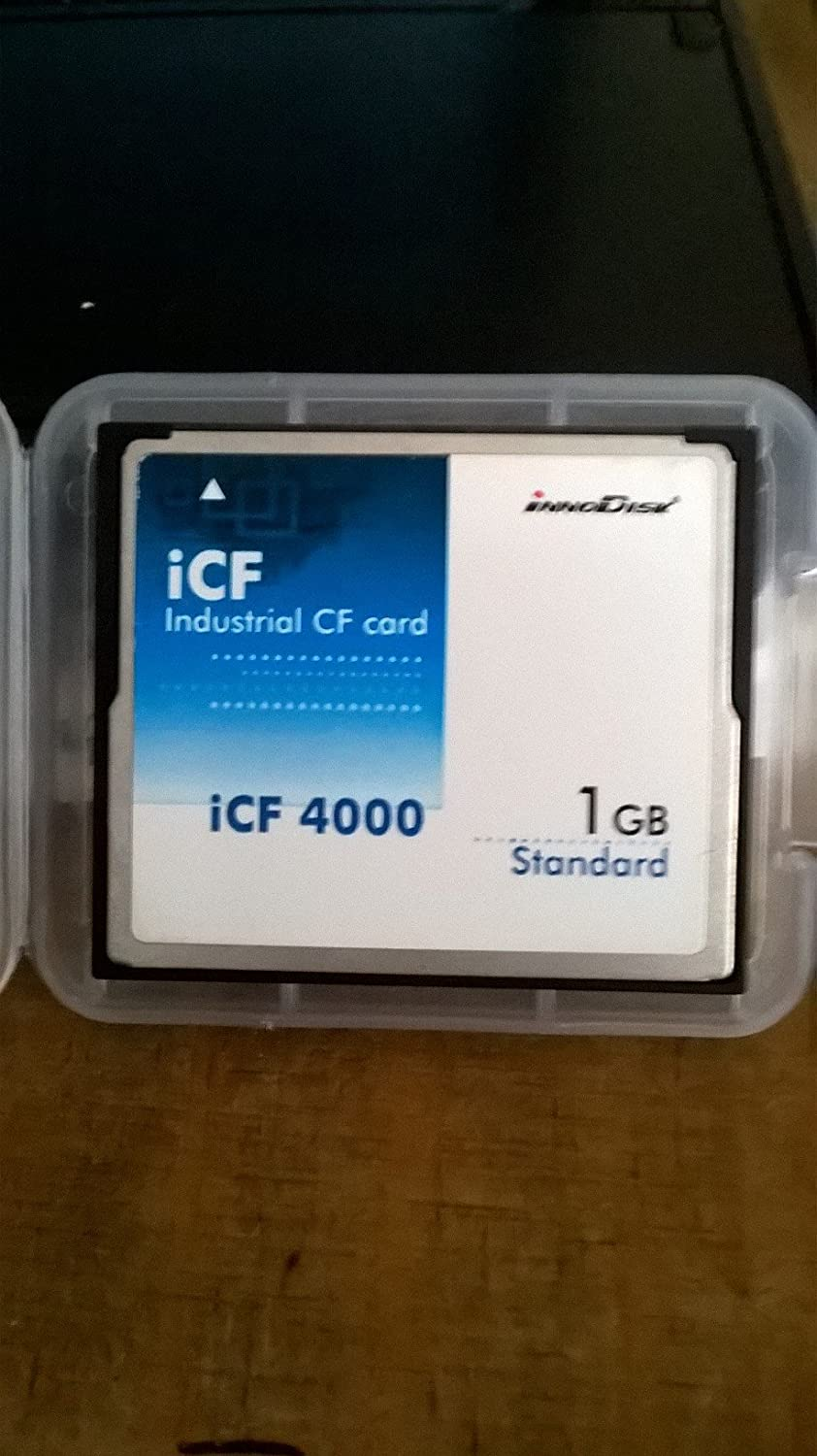 INNODISK CompactFlash Card iCF 4000 memory Card CF Industrial Card CF 1GB Click 2 Shop Now 9465891778123