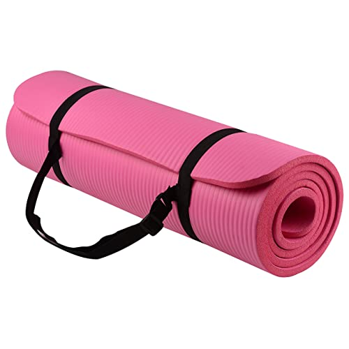 Pink Yoga Mat Amazon Com