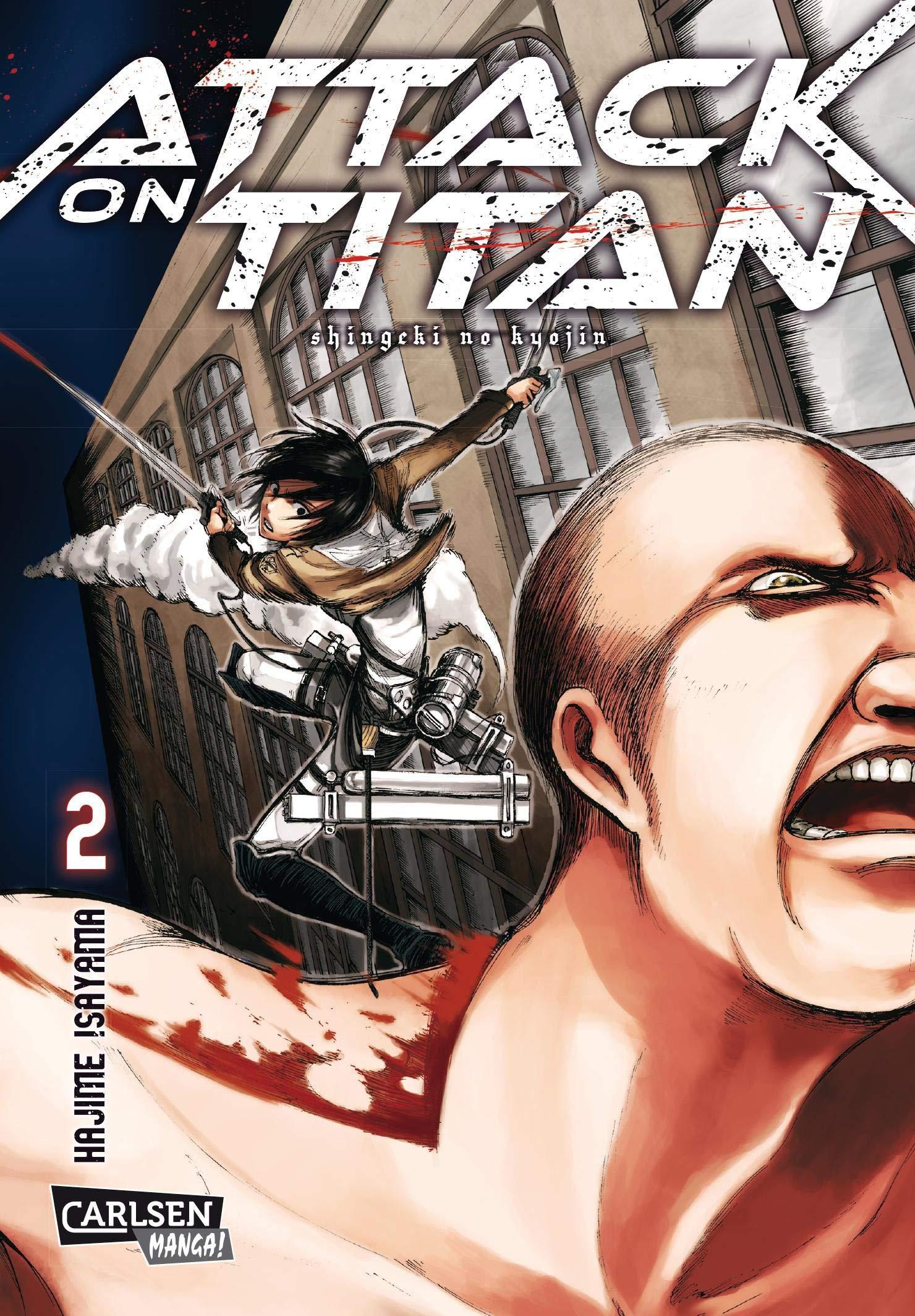 Attack on Titan 2 (2)