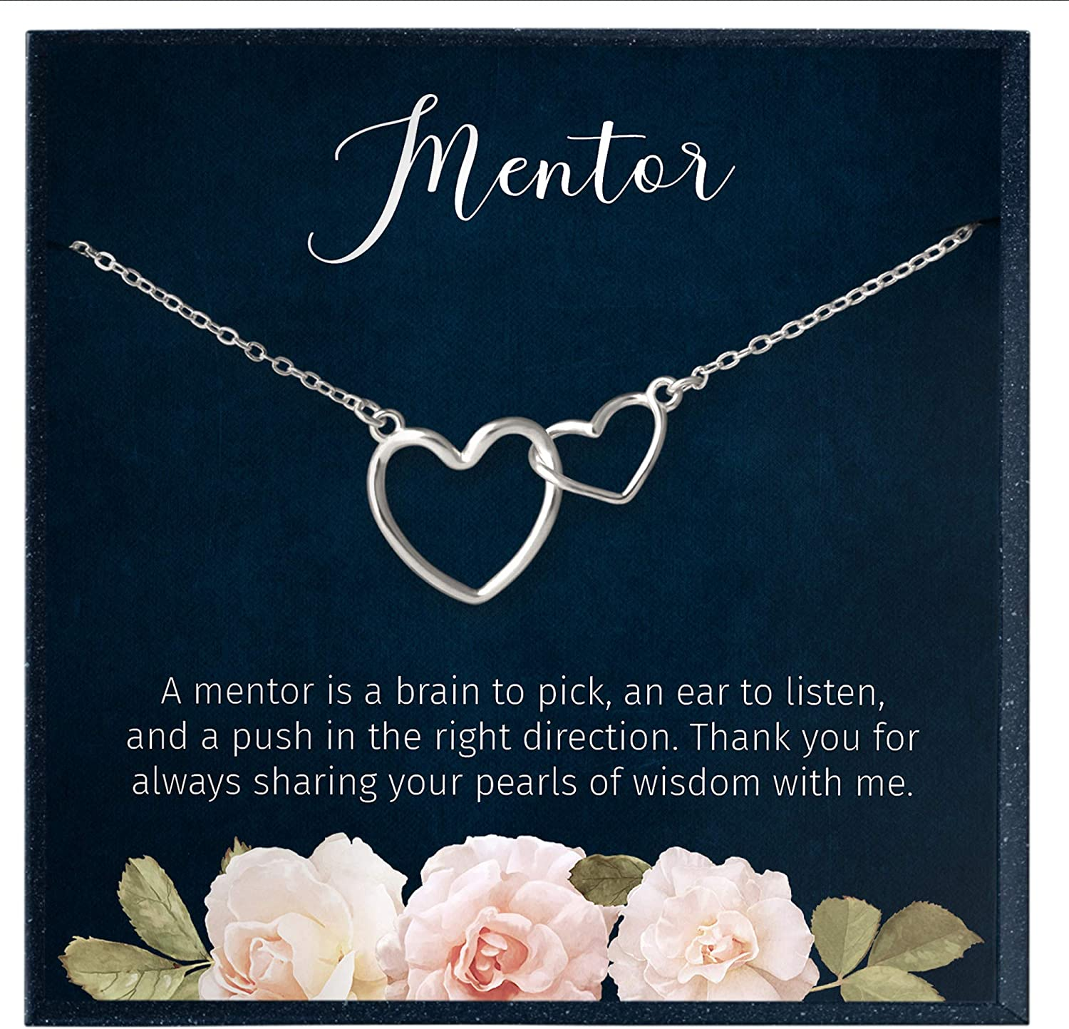 Muse Infinite Mentor Gifts for Women Boss Appreciation Gifts for Mentor Thank You Gifts for Coworker Farewell Gifts for Boss Thank You Teacher Personalized Gifts