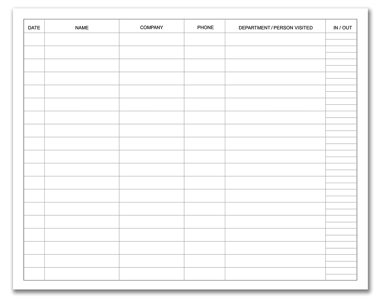 amazon com bookfactory visitor log book visitor register visitors