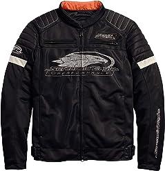 a53e78488dd Harley-Davidson Official Men s Screamin  Eagle Mesh Riding Jacket