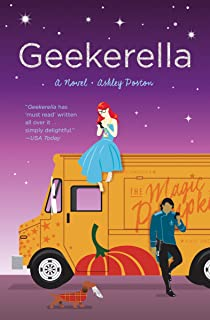 Amazon com: The Princess and the Fangirl: A Geekerella Fairy Tale
