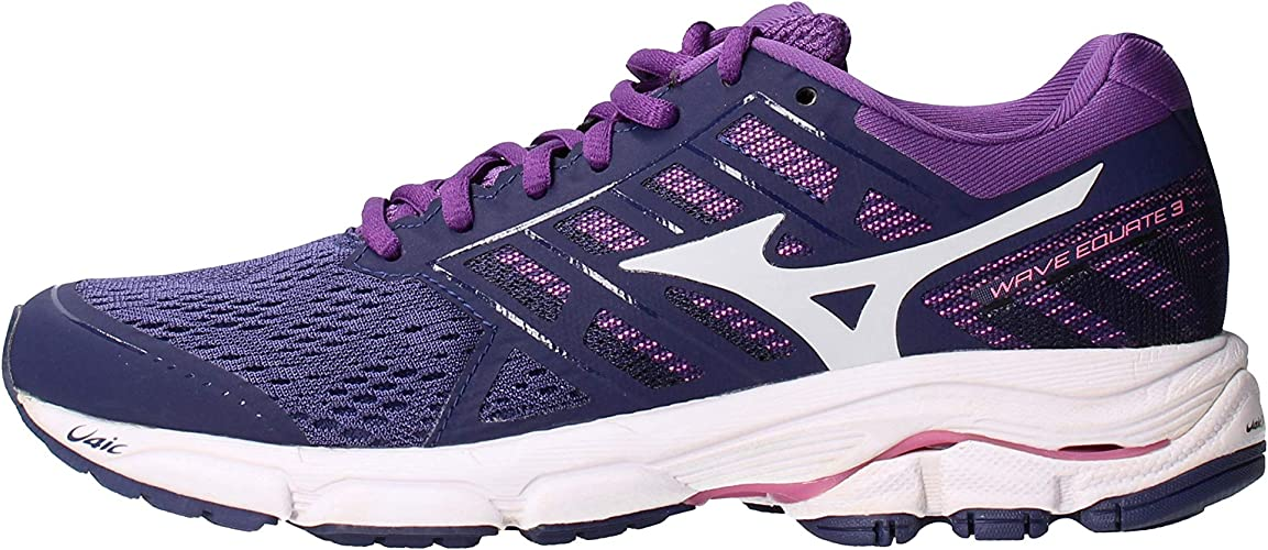 Mizuno Wave Equate 3, Zapatillas de Running para Mujer: Amazon ...