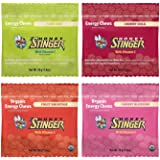 Honey Stinger Organic Energy Chews - Variety Selection (8 x 1.8oz bags)