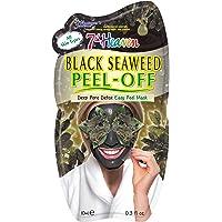 Montagne 7Th Heaven Gezichtsmasker Black Seaweed, 10 ml