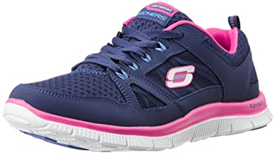 Skechers Flex Appeal-Adaptable, Sneaker Donna