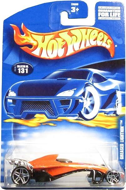 Hot Wheels 2000 164 Greased Lightnin Die Cast Car Collector 131