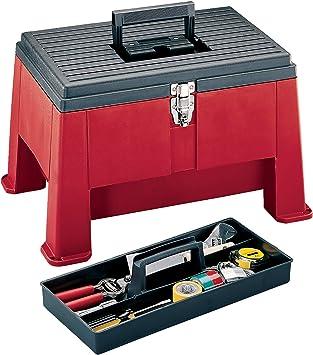 Step N Store - Caja de herramientas para taburete (50,8 cm): Amazon.es: Bricolaje y herramientas