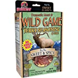Hi-Country Snack Foods Domestic Meat and WILD GAME 14.23 oz. Sweet & Spicy Home Jerky Spice Kit-No MSG