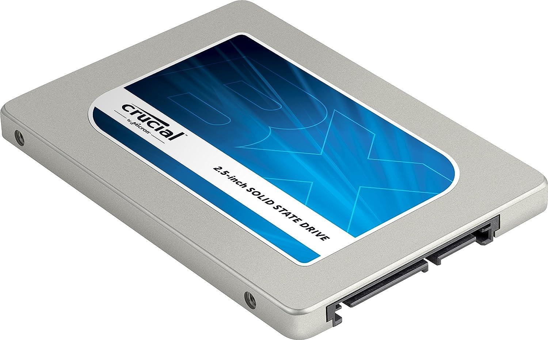 SSD Crucial BX100 500GB