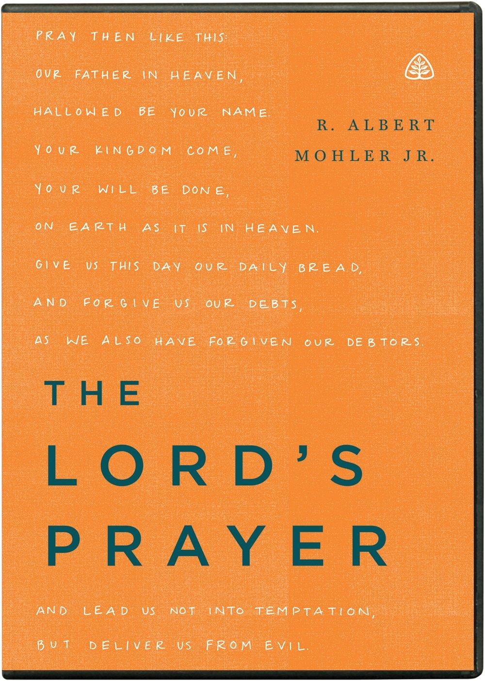 amazon com the lord u0027s prayer r albert mohler jr ligonier