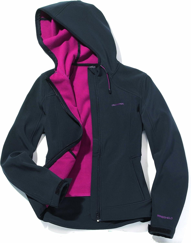 Max 67% OFF Craghoppers Women's Swift Softshell Long Jacke Soft Shell Long Beach Mall Sleeve