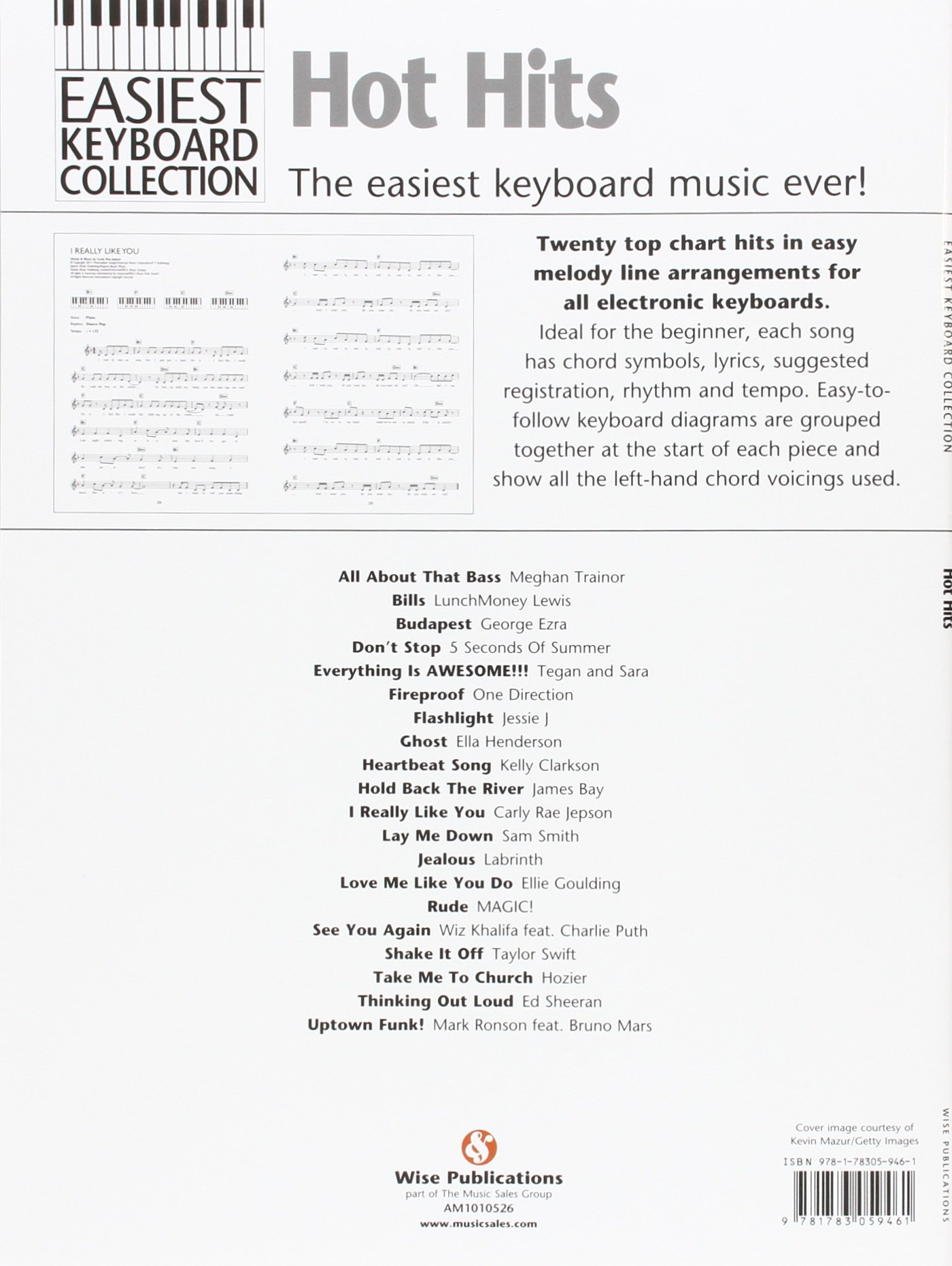 Easiest keyboard collection hot hits amazon various easiest keyboard collection hot hits amazon various 9781783059461 books hexwebz Choice Image