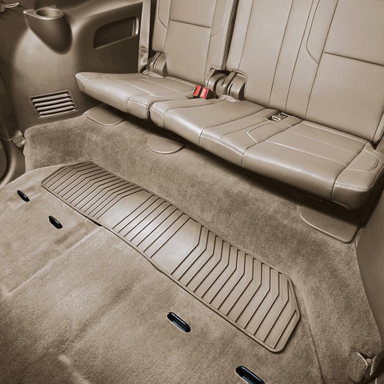 Genuine GM Floor Mats All-Weather Third Row 84042970