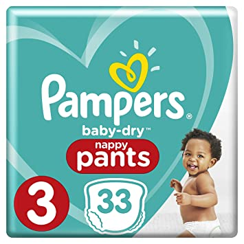 6f8a0cf80d3362 Pampers Baby-Dry Pants Windeln