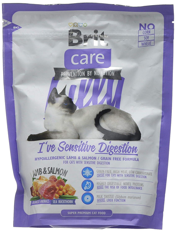 Brit Care Cat Lilly Ive Sensitive Digestion Comida para Gatos ...