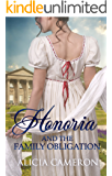 Honoria and the Family Obligation (English Edition)