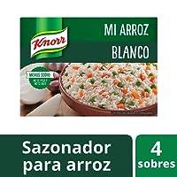 Knorr Sazonador  Mi Arroz Blanco 48 gr