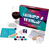 Read Between The Wines! The Party Game of Wine, Wit & Wordplay by UNCORKED! Games