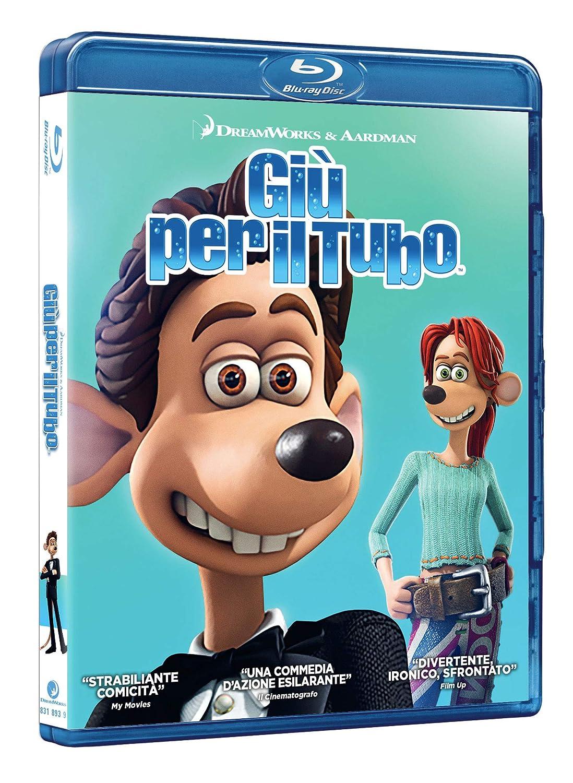 Giu Per Il Tubo [Italia] [Blu-ray]: Amazon.es: David Bowers, Sam ...