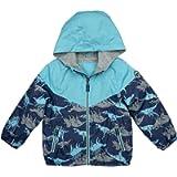OshKosh B'Gosh boys Midweight Fleece Lined Windbreaker Jacket