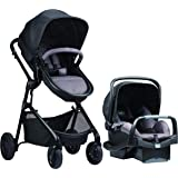 Pivot Modular Travel System with SafeMax Infant Car Seat, Lightweight Baby Stroller, Easy Infant Car Seat Transfer…